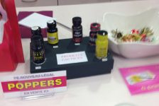Conseils : Le Poppers