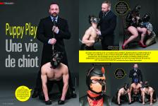 Articles : Puppy Play – Une vie de chiot