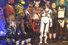 Photos : leather & fetish pride belgium 2019