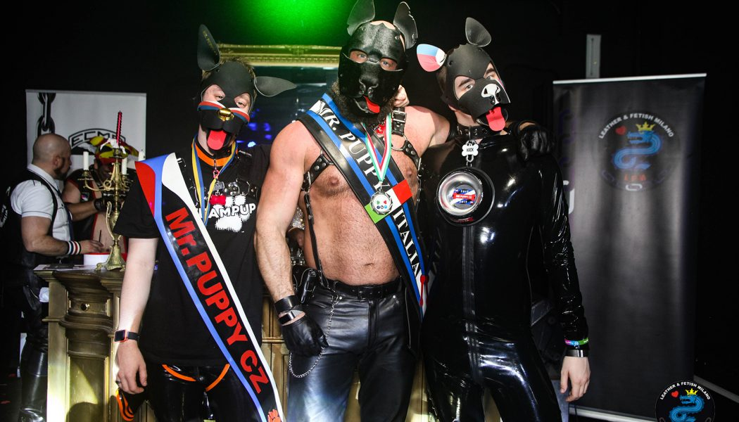 Interview – Mr. Puppy Italy 2019 – Sirius