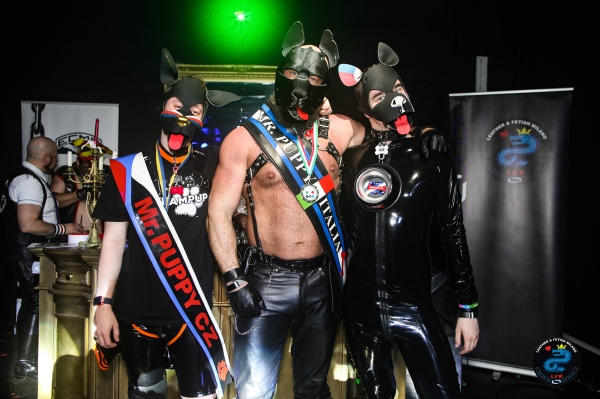 Interview : Mr. Puppy Italy 2019 – Sirius