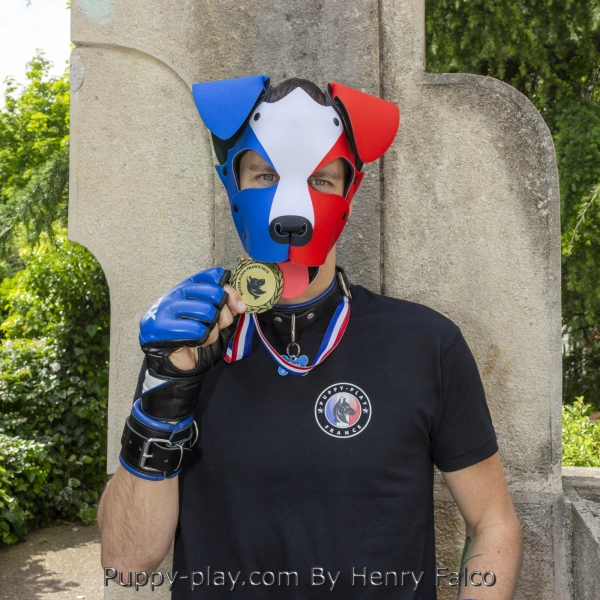 Interview : Oréo Xetal – Mister Puppy France 2019