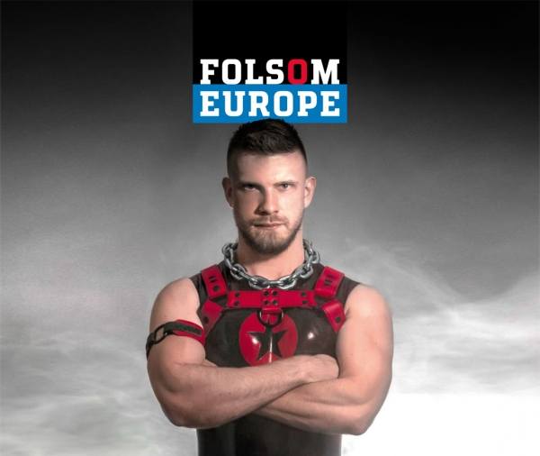 Articles : Puppy At Folsom Europe