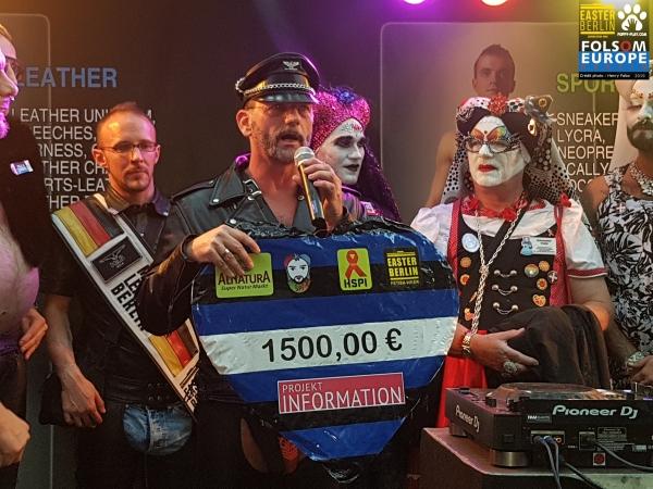 Photos : Folsom Europe 2019 – BLF Awards ceremony