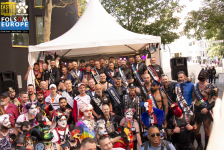 Photos : Podium des Misters – Folsom 2019