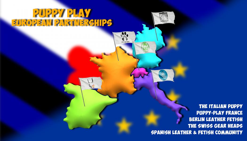 Fraternité entre les clubs Puppy Européen