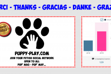 Join your social fetish network: www.puppy-play.com