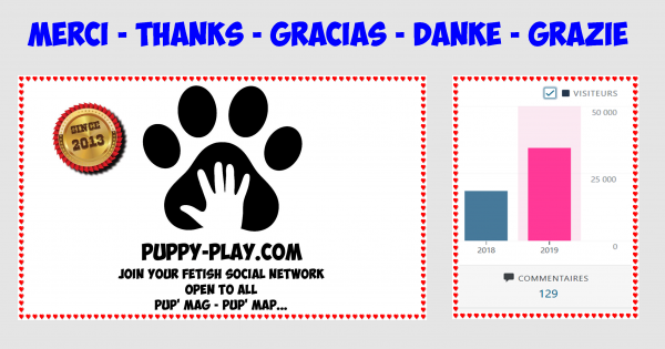 Articles : Join your social fetish network: www.puppy-play.com