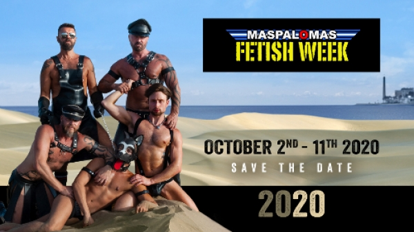 2020-10-02 – Maspalomas Fetish Week 2020