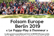 Article : Folsom Europe Berlin 2019 sur Fetish By Qweek