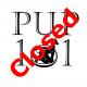 Information : Fermeture de la société PUP101
