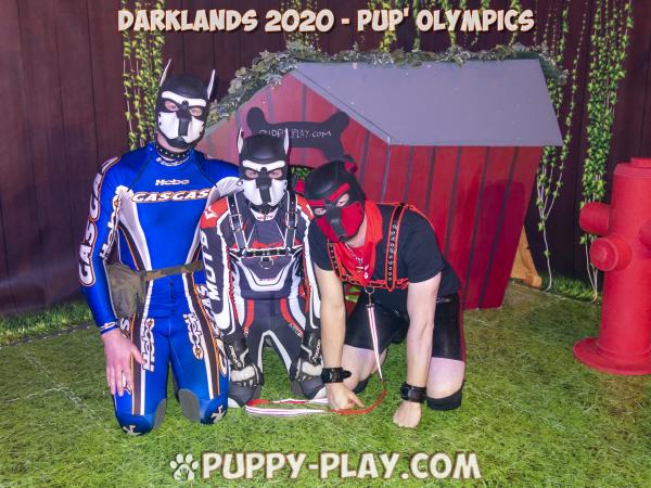 Photos : Darklands 2020 – Shooting – Pup' Olympics