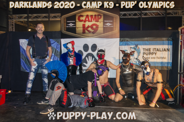 Photos : Darklands 2020 – Friday – Pup' Olympics