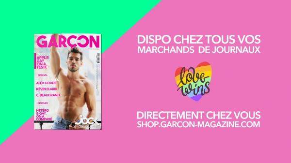 Interview: Des nouvelles de nos partenaires – Groupe Garçon Magazine