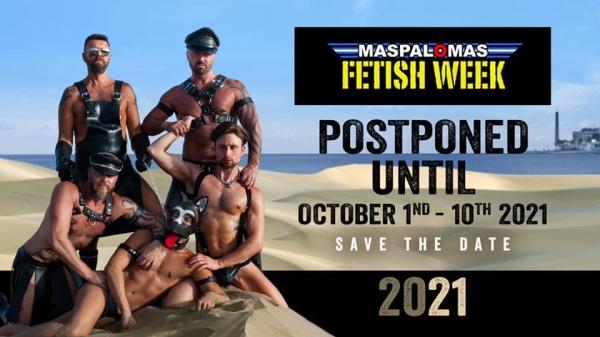 2021-10-01 – Maspalomas Fetish Week 2021