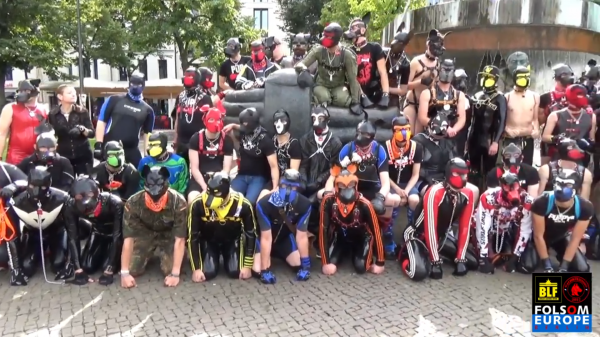 Vidéo : Folsom 2017 – BLF & Gaydogtraining