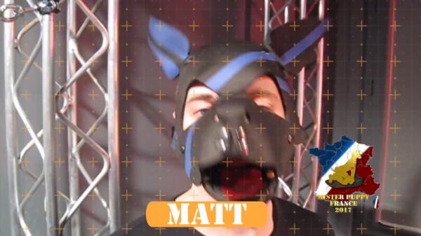 Vidéo : Matt