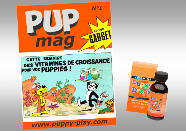Humour : Pup' Mag Gadget n°1