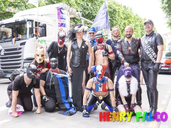 Photos :  Fiertés Lille Pride 2019