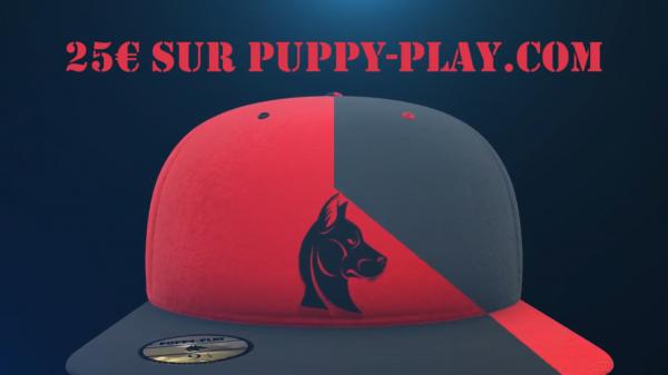 Vidéo : Pub Casquettes Puppy Play