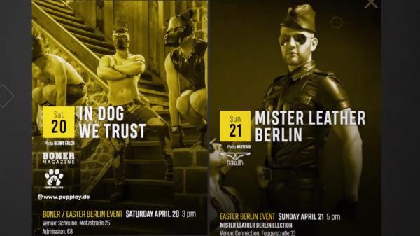 Vidéo : Teaser Easter Berlin 2019