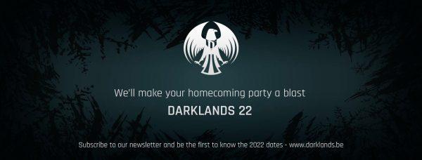 Article : Annulation du Darklands 2021