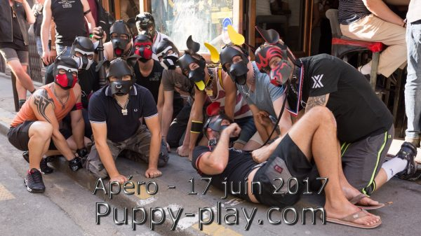 Photos : Apéro Puppies & Handlers et leurs amis