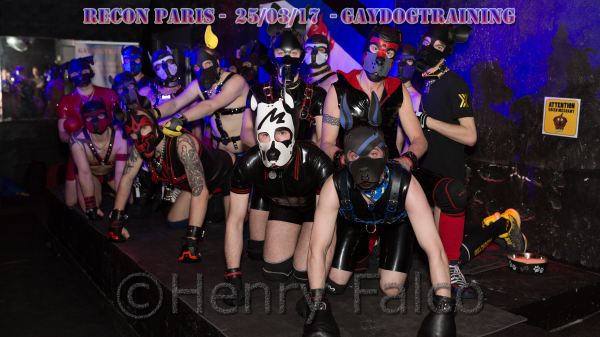 Photos : Recon Paris – Dogzone – avant minuit
