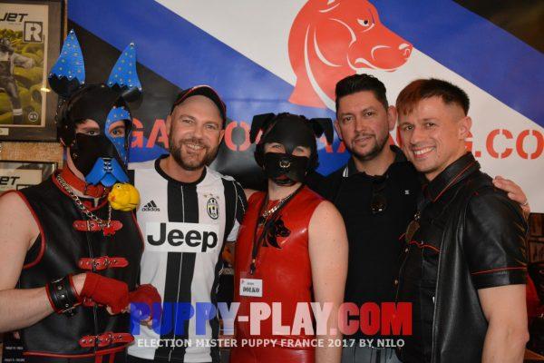 Photos : Que l'élection Mister Puppy France 2017 commence by Nilo Faedgod