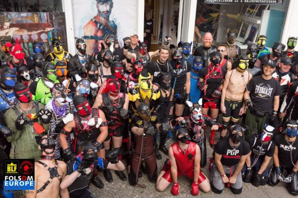 Photos : Folsom 2017 – The Walking Dog