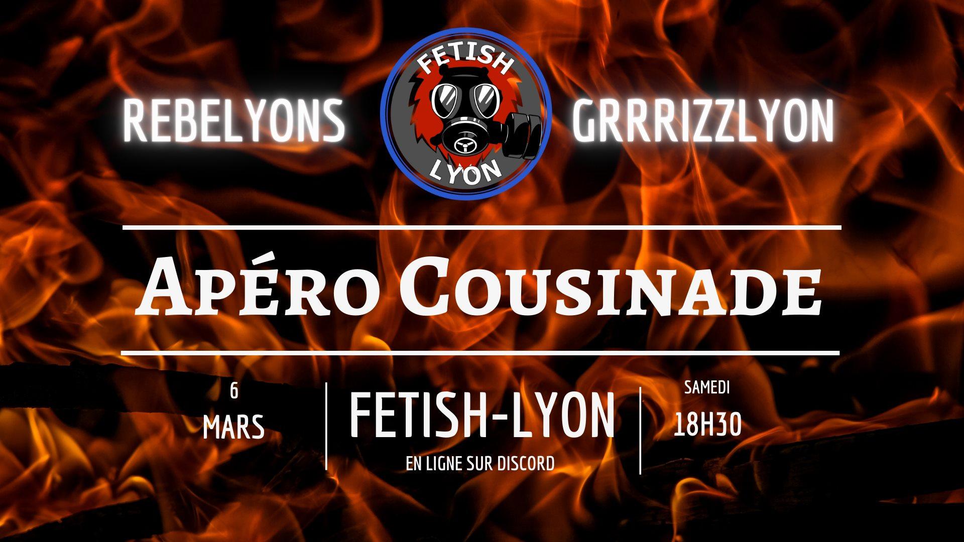 2021-03-06 - Apéro Cousinade