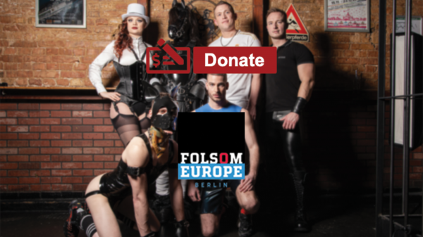 Article : Aidez la Folsom Europe Berlin