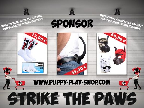 Contest : Sponsor Puppy Play Shop