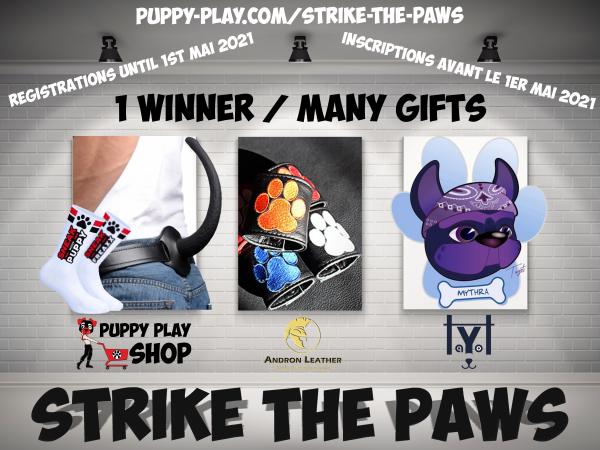 Contest : Les Cadeaux pour le gagnant