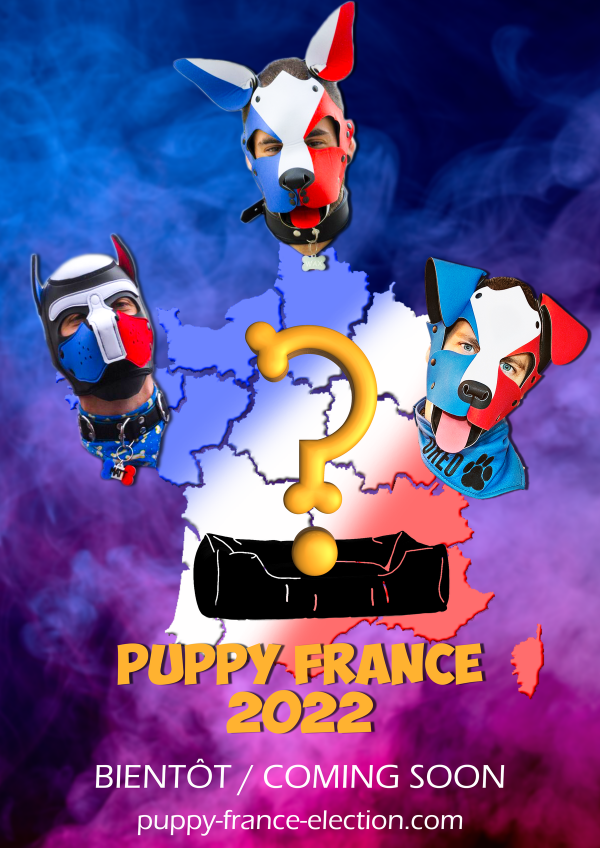 Candidatures Election Puppy France 2022