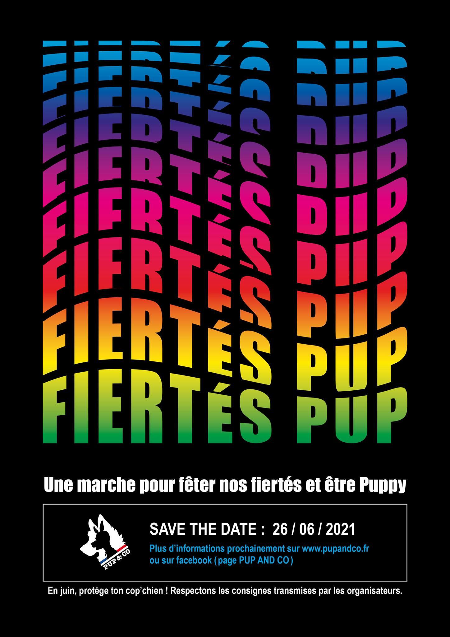 2021-06-26 - Fiertés Pup (Marche des fiertés de Paris)