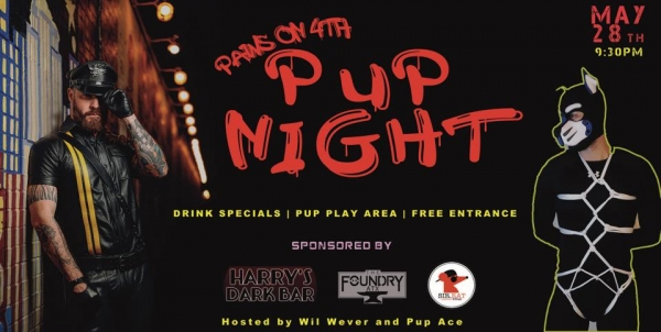 2021-05-29 – Paws on 4th Pup Night