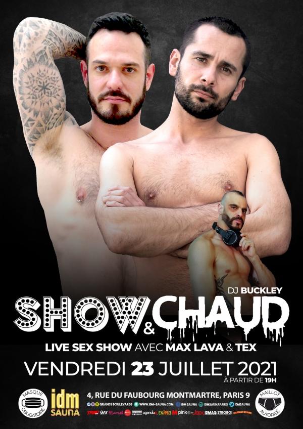 2021-07-23 – Show & Chaud