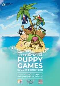 2021-07-30 - International Puppy Games