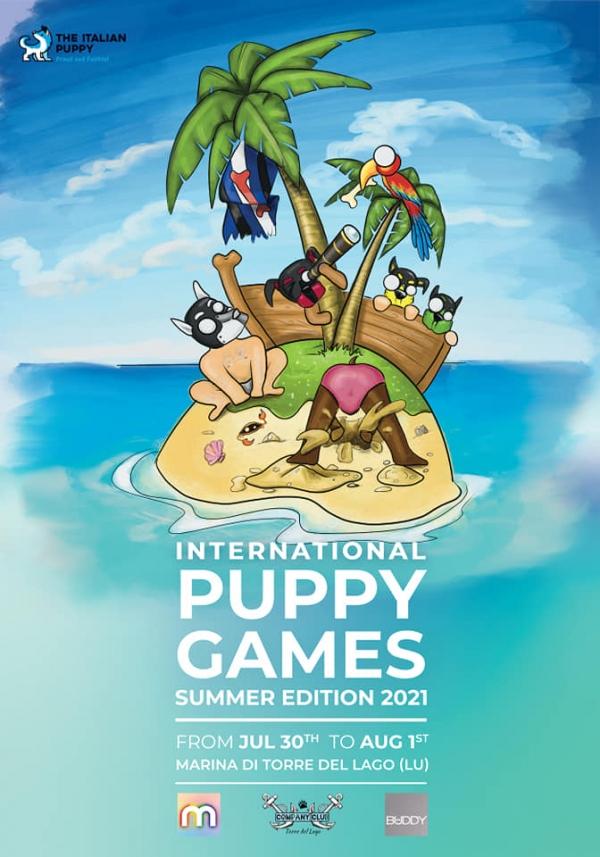 2021-07-30 – International Puppy Games
