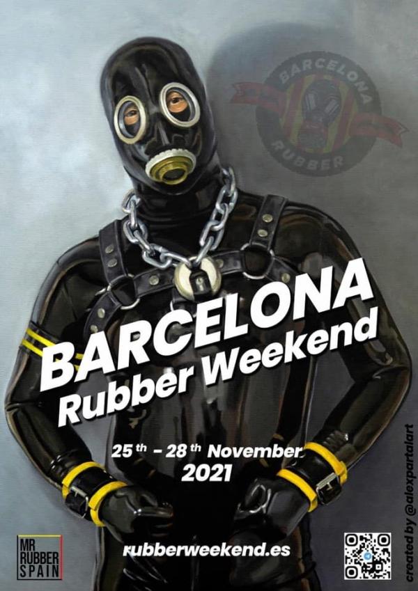 2021-11-25 – Barcelona Rubber Week-end