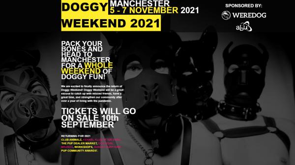 2021-11-05 – DOGGY WEEKEND 2021