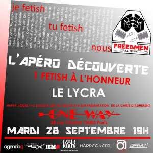"""2021-09-28 - L'apéro découverte """"Le Lycra"""""""