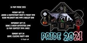2021-10-22 - Los Angeles Pup Pride 2021