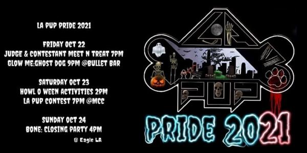 2021-10-22 – Los Angeles Pup Pride 2021