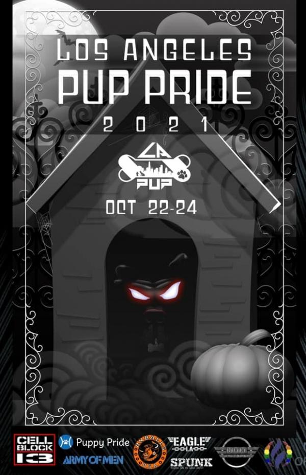 2021-10-22 – Los Angeles Puppy Pride & Los Angeles Pup Contest