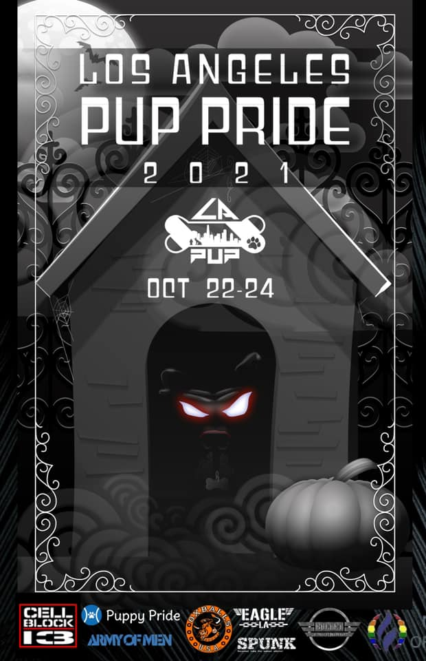 2021-10-22 - Los Angeles Puppy Pride & Los Angeles Pup Contest