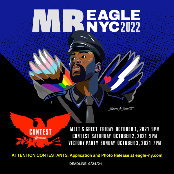 2021-10-01 – MR EAGLE NYC 2022