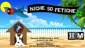 2021-11-20 - Niche So Fétiche #2