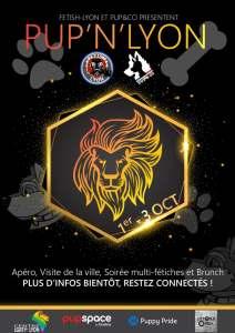 2021-10-01 - Pup'N'Lyon (Week-end Pups et Fétiches)